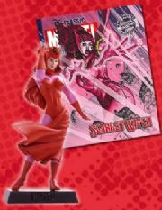 Classic Marvel Figurine Collection #055 Scarlet Witch Eaglemoss Publications